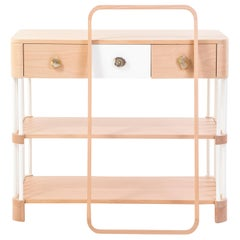 Harbor Convertible Console and Changing Table