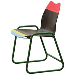 Hard Work, Functional Art Chair by Markus Friedrich Staab