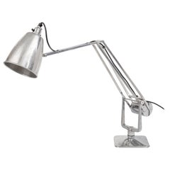 Hardrill & Horstmann Counterpoise Articulating Desk Lamp, England, 1950s