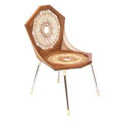 Hardwood Cumaru, String Chair