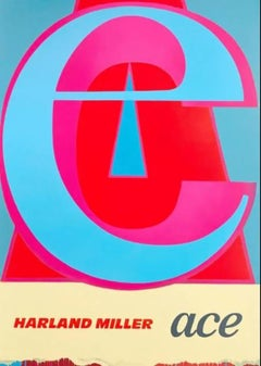 Ace woodcut edition of 50 harland miller