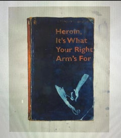 Herion It's What Your Right Arm's For harland miller artist proof edition 10