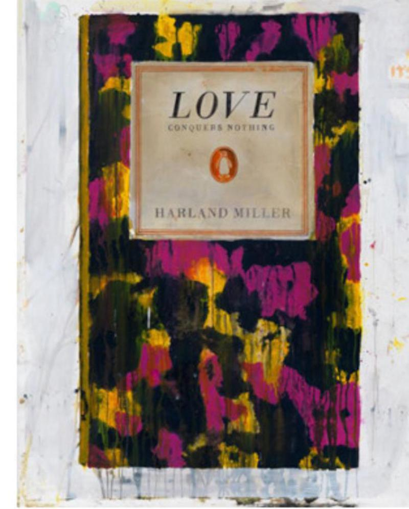 Love Conquers Nothing Harland Miller secondary art market