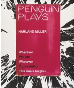 Wherever You Are Whatever You're Doing ed of 50 screen print 2014 harland miller