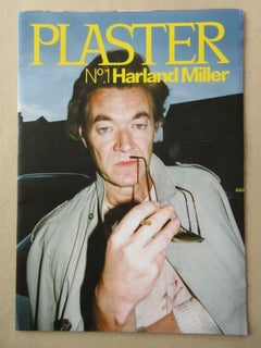 Plaster NO. 1 Magazine Hand Signed LUV Harland Miller Large Poster 2020 Fine Art