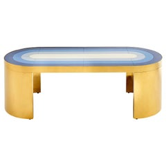 Harlequin Capsule Cocktail Table