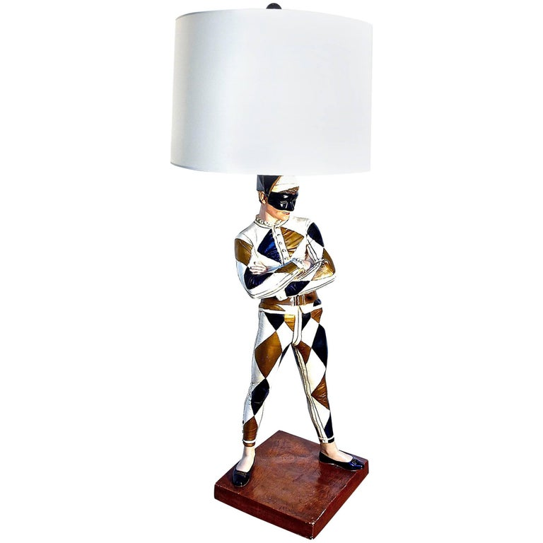 Harlequin Lamp by The Marbro Lamp Company