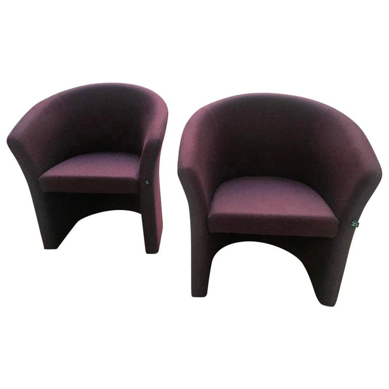 Harmony's Pair of Armchairs For Sale