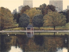 Reflections.  [Central Park.]