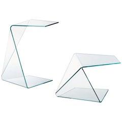 Harold and Maude Small Low Table, by Carlo Tamborini for Glas Italia