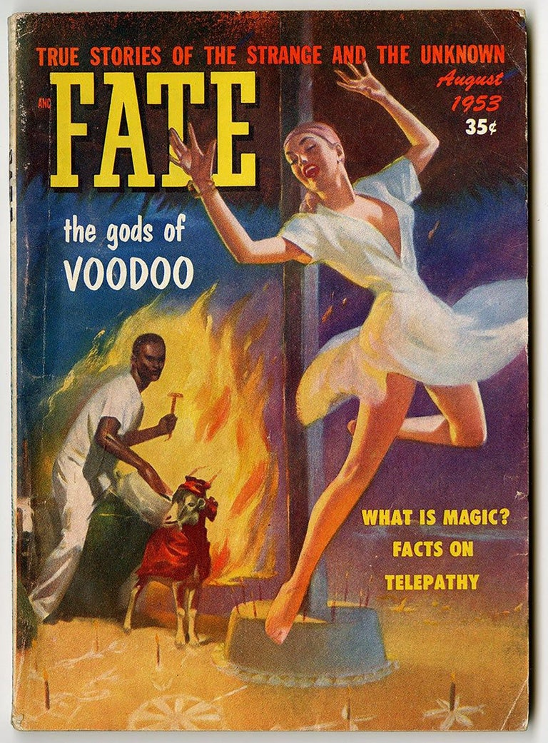 The Gods of Voodoo For Sale 1