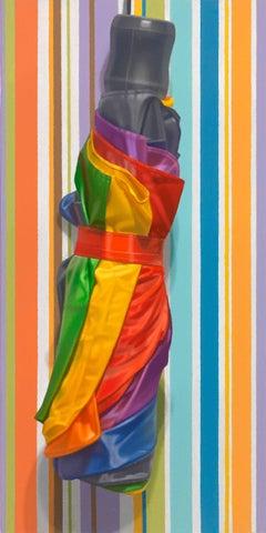 Umbrellas and Stripes