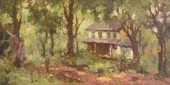 House in the Woods - Landscape