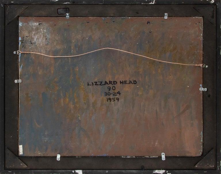 Lizard Head, Near Telluride, Colorado, Vintage Mountain Landscape, Lake & Trees For Sale 3