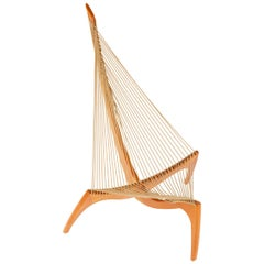 Harp Chair by Jorgen Hovelskov Christensen and Larsen