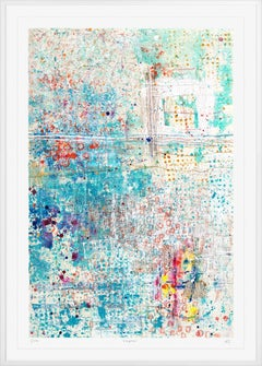 Abstract Expressionist Abstract Prints