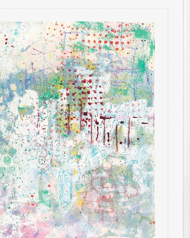 Walking the Loop, Harriet Hoult, Affordable Contemporary Abstract Art  For Sale 3