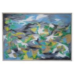 Harriet Kline Painting