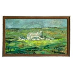 Harriet Rosendale Oil Painting