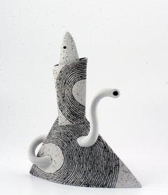 Untitled Teapot form with passive spout