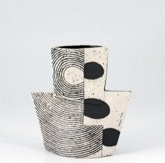 Untitled Vase, arcs and ellipses