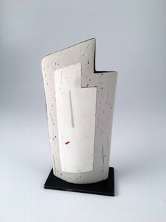"""Untitled Vessel """"L"""" shaped opening"""