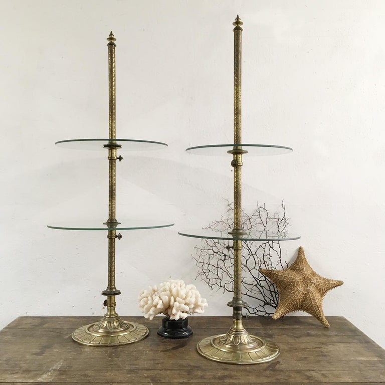 Harris & Sheldon Edwardian Confectionary Shop Display Stands, 1910 In Good Condition For Sale In Hastings, GB