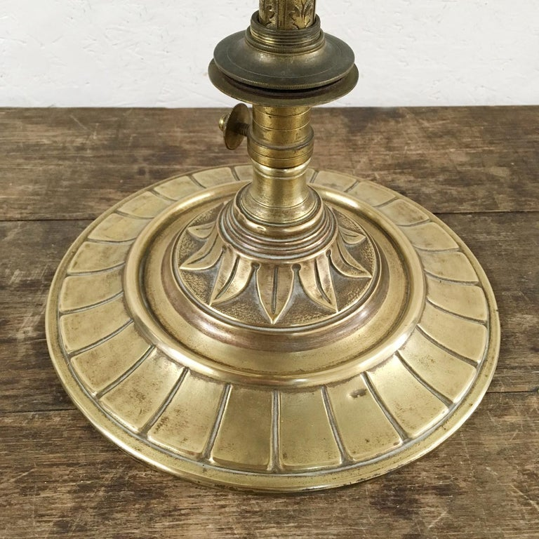 Brass Harris & Sheldon Edwardian Confectionary Shop Display Stands, 1910 For Sale