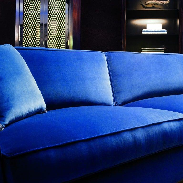 Modern Harris Sofa by DOM Edizioni For Sale