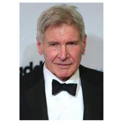 Harrison Ford Authentic Strand of Hair, 21st Century