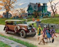 Halloween, 1929 Franklin