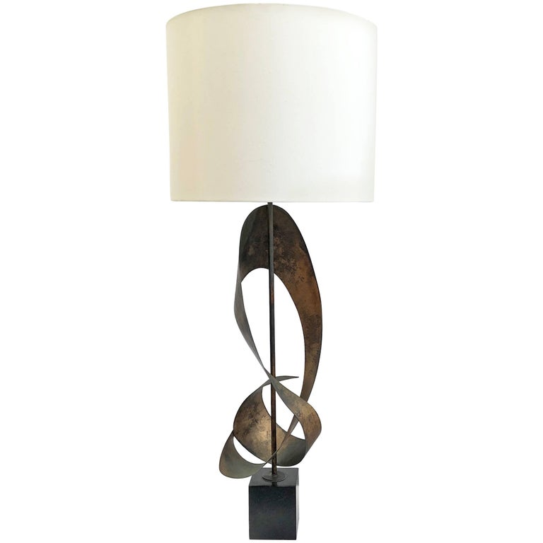 Harry Balmer Table Lamp for Laurel Lamp Company For Sale