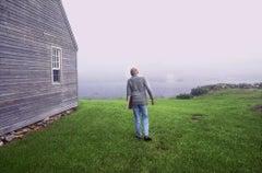 Andrew Wyeth by Harry Benson