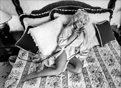 Dolly Parton in Bed