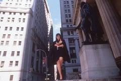 Donna Karan, Wall Street