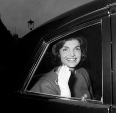 Jackie Kennedy by Harry Benson