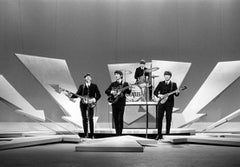 The Beatles Ed Sullivan Show by Harry Benson
