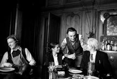 Warhol and Friends by Harry Benson