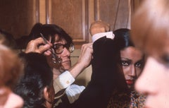 Yves St. Laurent and Kirat Young