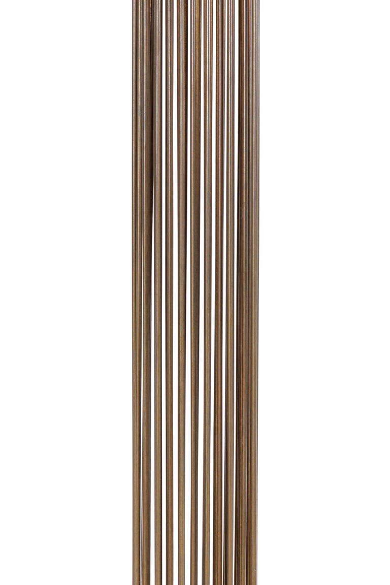 Harry Bertoia Beryllium Copper & Brass  Sonambient Sculpture, USA 1970s In Good Condition For Sale In New York, NY