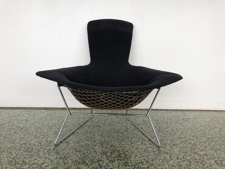 Designer: Harry Bertoia  Manufacture: Knoll Period/style: Mid-Century Modern  Country: US  Date: 1950s