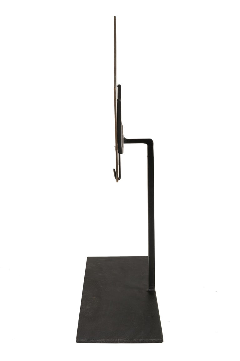 American Harry Bertoia Bronze Gong Sculpture, USA, 1960s For Sale