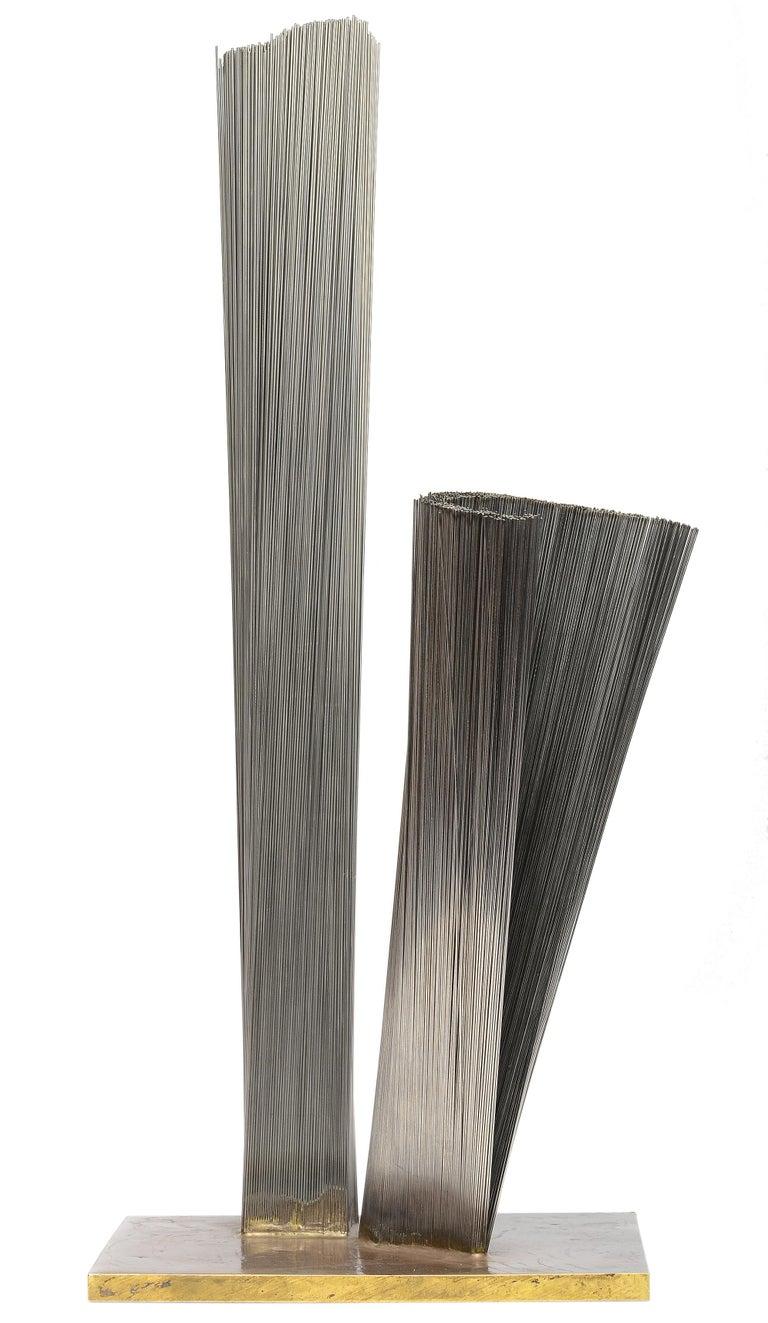 Mid-Century Modern Harry Bertoia Bundled Wire Sculpture