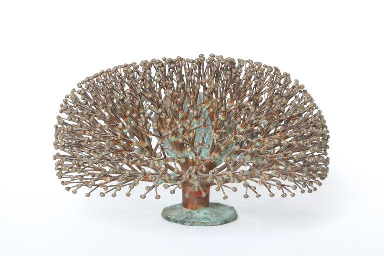 American Harry Bertoia Bush Form Sculpture For Sale