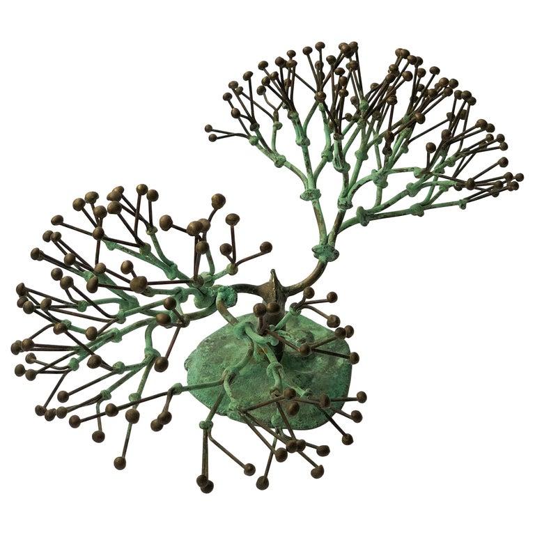 Harry Bertoia Bush Sculpture For Sale