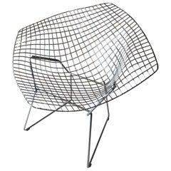 "Harry Bertoia ""Diamond"" Chair, Knoll Edition"