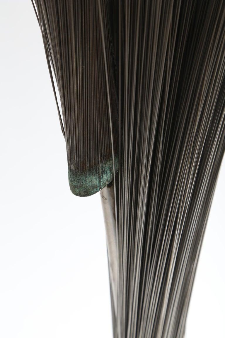 Harry Bertoia Double Wire Spray Sculpture For Sale 2