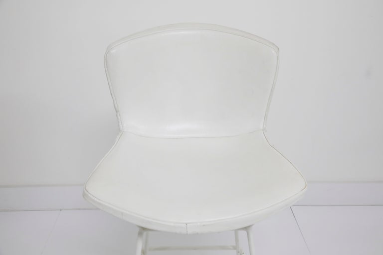 Harry Bertoia for Knoll Associates Molded Shell Stool, Signed First Generation For Sale 1