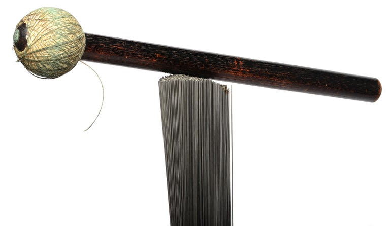 Mid-20th Century Harry Bertoia Gong Mallet For Sale