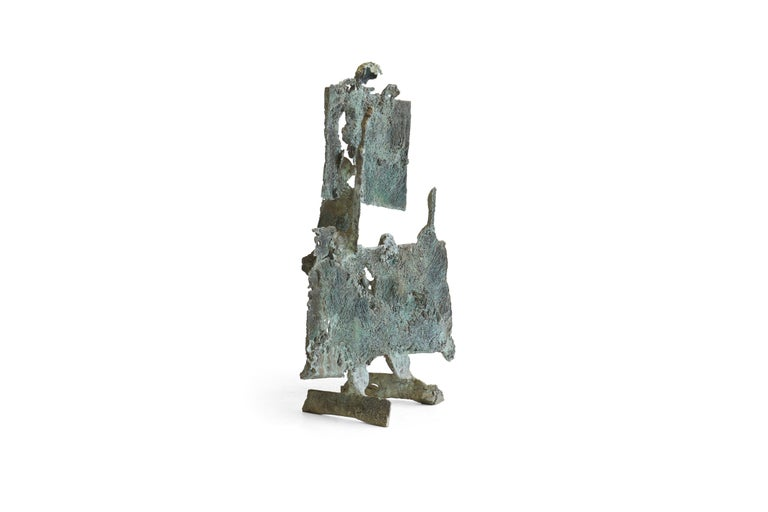 Harry Bertoia Sculpture In Excellent Condition For Sale In Chicago, IL